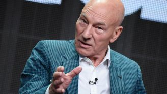 That time Patrick Stewart's Reddit AMA confirmed he's awesome