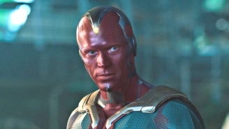 Paul Bettany Endured A Grueling Makeup Process To Play Vision In 'Age Of Ultron'