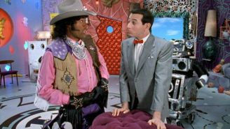 Pull Up Chairy And Learn More About 'Pee-wee's Playhouse'