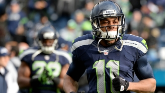 Percy Harvin Says He Didn't Feel 'Accepted' Or 'Comfortable' In Seattle