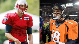 Here's Tom Brady Taking A Shot At Peyton Manning In An Email