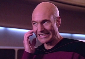 Why 'Star Trek: The Next Generation' Nearly Fired Patrick Stewart