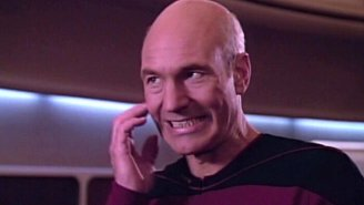 Why 'Star Trek: The Next Generation' Nearly Fired Patrick Stewart