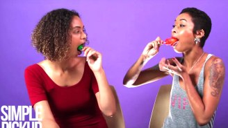 Porn Stars Use Popsicles To Give Their Best Oral Sex Advice