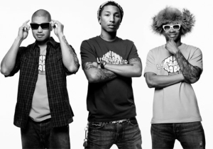 N.E.R.D. – Locked Away (Unreleased)