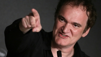 The annoying part of Quentin Tarantino's new interview