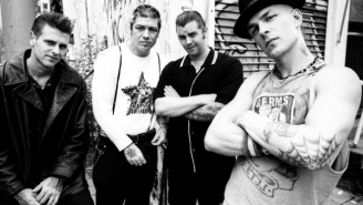 Looking Back At Rancid's Masterpiece '… And Out Come The Wolves,' 20 Years Later