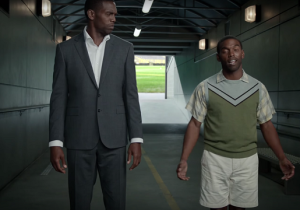 Randy Moss Gets His Own Alternate Version In The Newest NFL Sunday Ticket Ad