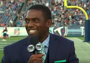 Watch Randy Moss Strongly Suggest He's Considering An NFL Comeback