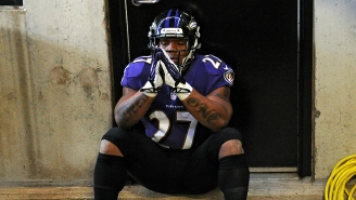 Will Ray Rice Get A Second Chance? The Cleveland Browns Have Discussed Giving Him One