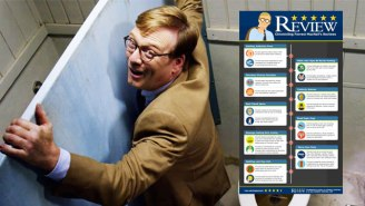 'Review': Chronicling Forrest MacNeil's Reviews In One Handy Infographic