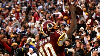 Robert Griffin III Says He's 'The Best Quarterback In The League' (Why Are You Laughing?)