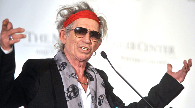 3rd Annual Norman Mailer Center Gala Honoring Keith Richards, Elie Wiesel, Arundhati Roy, And Gay Talese - Inside