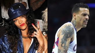 Matt Barnes Says He's 'Too Grown To Lie' About Dating Rihanna