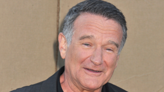 A Look At Robin Williams' Work With 'Comic Relief'