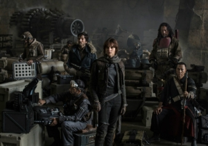 Was A Third Writer Brought On To Polish The 'Rogue One: A Star Wars Story' Script?