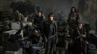 Very Lucky Disney Shareholders Were Treated To The First Footage Of 'Rogue One: A Star Wars Story'