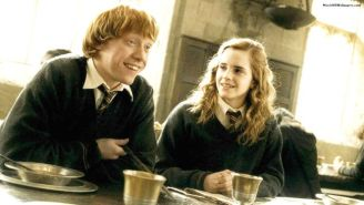 J.K. Rowling Is Wrong: Ron And Hermione Are Meant To Be