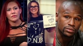 Ronda Rousey Said She Can 'Beat Anyone On This Planet' During Her Reddit AMA