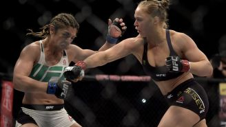 Ronda Rousey destroyed Bethe Correia – is a man next?