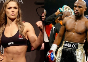 Jesse Ventura Is Positive Ronda Rousey Could Beat Up Floyd Mayweather