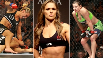 Who's Next For Ronda Rousey? Here Are Four Fighters To Consider