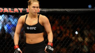 Ronda Rousey Is Now The Most Drug-Tested Fighter In The UFC
