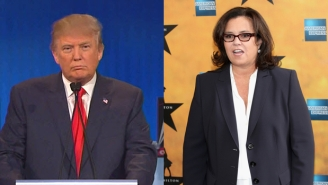Rosie O'Donnell Had A Spot-On Comeback To Donald Trump's Debate Insult