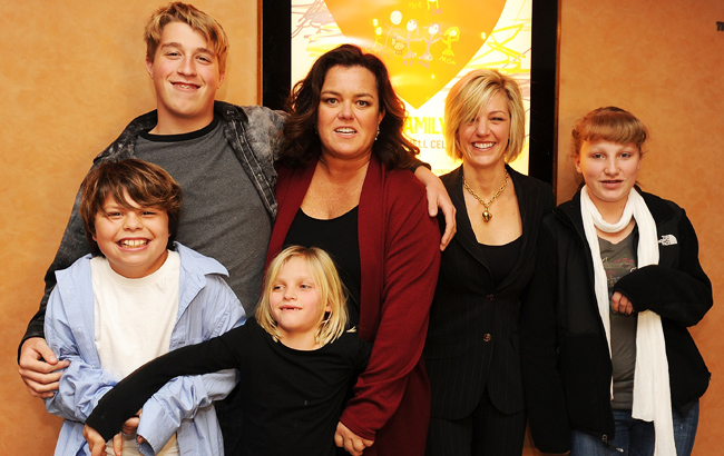 """HBO Screening Of """"A Family is a Family: A Rosie O'Donnell Celebration"""""""