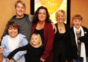 Rosie O'Donnell Thanked Supporters After Her Teenage Daughter Was Found Safe