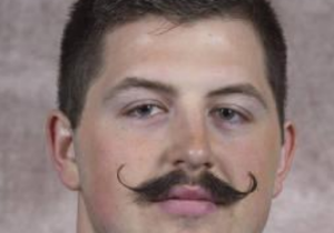 Where Does Nebraska's Ross Dzuris Rank Among College Football's Best Mustaches?
