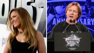 'Rowdy' Ronda Rousey Has Dedicated Her UFC 190 Fight To Rowdy Roddy Piper