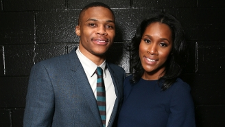 Russell Westbrook Got Married To His College Sweetheart Nina Earl