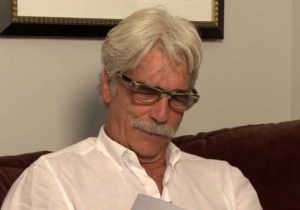 Sam Elliott's Dramatic Reading Of Taylor Swift's 'Bad Blood' Is As Deep And Grizzled As You'd Think