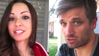 A Vlogger Couple Admit That Their Pregnancy Was 'Staged' (By God?)