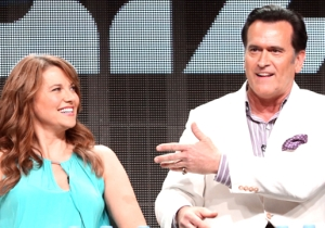 Bruce Campbell And Sam Raimi Think The 'Evil Dead' Franchise Deserves Eight More Movies