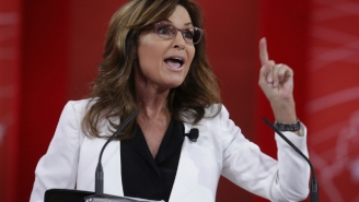 Sarah Palin Will Try To Be The Next Judge Judy With A Reality Courtroom Show