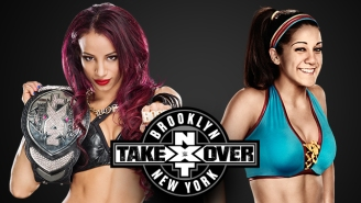 Your Official With Spandex NXT TakeOver: Brooklyn Predictions