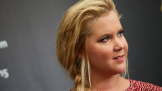 Amy Schumer Had The Best Twitter Response To Someone Saying She Looks Like The 'American Gothic' Lady