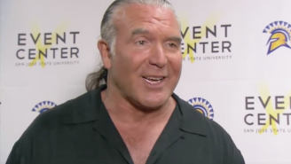 Scott Hall Went Full Creepy Uncle To Paige On Twitter And People Freaked Out