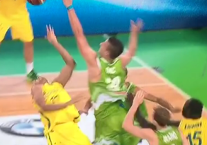 Dante Exum Suffers A Non-Contact Knee Injury While Playing For Australia