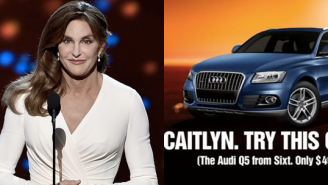 What The Hell Was This Car Rental Company Thinking With This Caitlyn Jenner Ad?