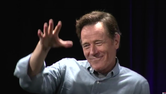 Bryan Cranston Explained His Motivation Behind The Greatest 'Your Mother' Diss Of All-Time