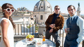 Here's How To Live Like The Man From U.N.C.L.E.