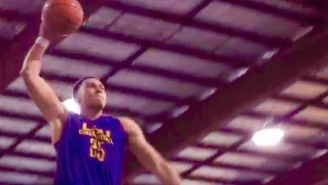 These Exhibition Highlights Of Potential No. 1 Pick Ben Simmons Will Make You Salivate