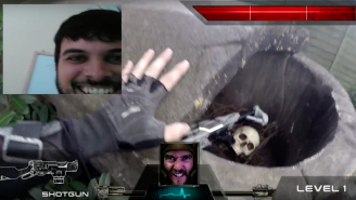 This Mad Genius Turned Chatroulette Into An Interactive First-Person Shooter