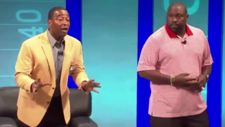 Cris Carter Told NFL Rookies To 'Get A Fall Guy' In Case They Got In Trouble