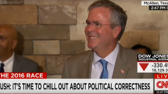 Jeb Bush Places The 'Anchor Baby' Blame Squarely On Asian Immigrants