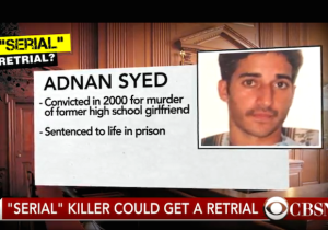 'Serial' Witness Asia McClain Speaks Out About Her Reluctance To Testify In Adnan Syed's Trial