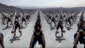 Under Armour's New 'Rule Yourself' Spot Features An Army Of Steph Currys